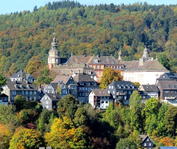 Stadtführung Schloß Berleburg